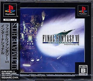 Image 1 for Final Fantasy VII International (Ultimate Hits)