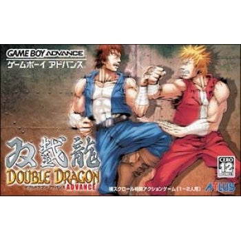 Image for Double Dragon Advance