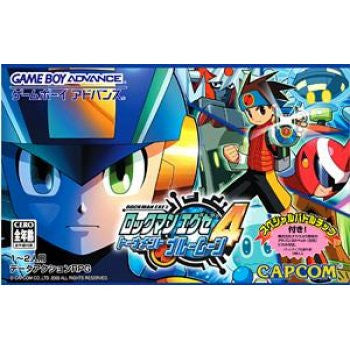 Image 1 for RockMan EXE 4 Tournament Blue Moon