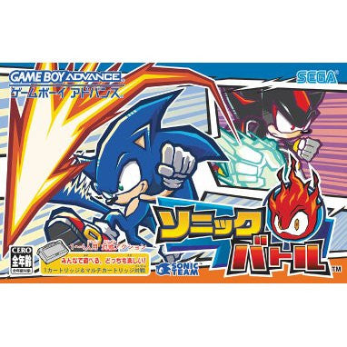Image for Sonic Battle