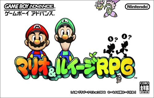 Image 1 for Mario & Luigi RPG