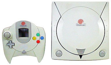Image 1 for Dreamcast Console