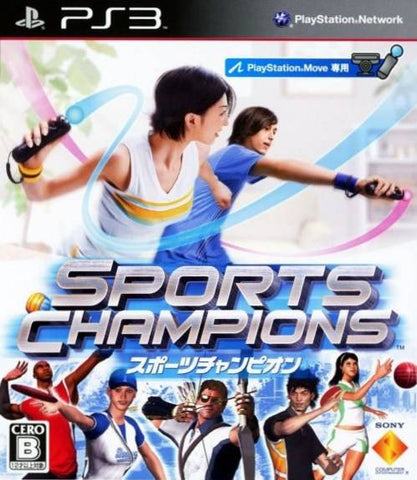Image for Sports Champion
