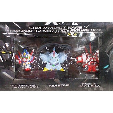 Image for Super Robot Taisen: Original Generation Figure Box