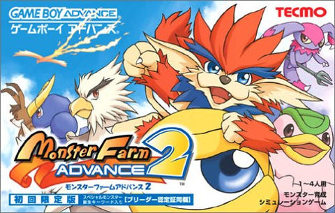 Image for Monster Farm Advance 2