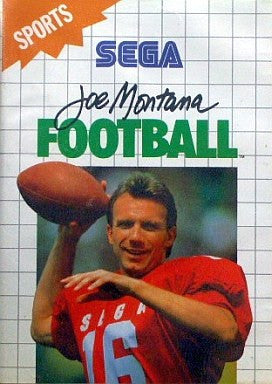 Image 1 for Joe Montana Football