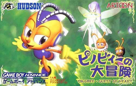 Image for Pinobee: Quest of Heart