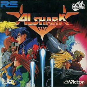 Image for Alshark