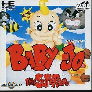 Image for Baby Jo: The Super Hero