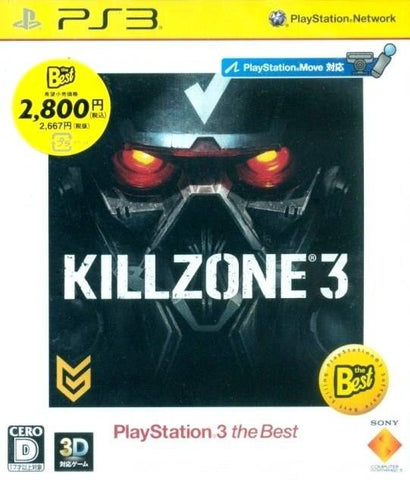 Image for Killzone 3 (PlayStation3 the Best)