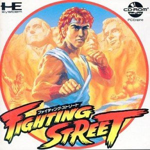 Image for Fighting Street