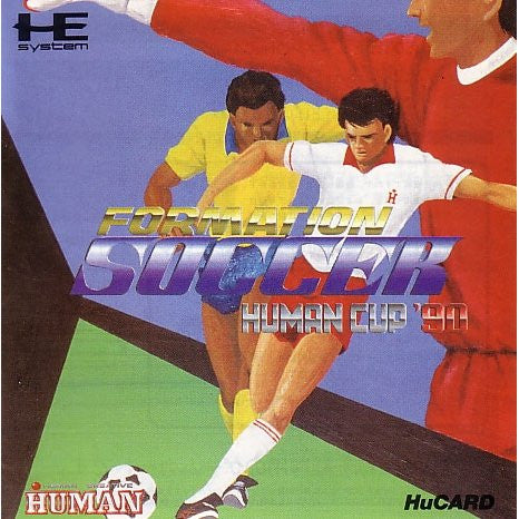 Image for Formation Soccer: Human Cup '90