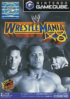 Image for Wrestlemania X8