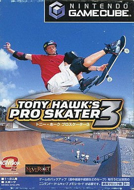 Image for Tony Hawk's Pro Skater 3