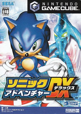 Image for Sonic Adventure DX