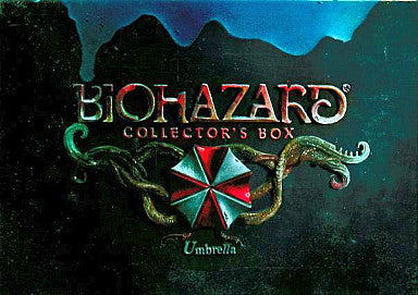 Biohazard Collector's Box
