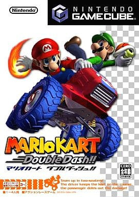 Image for Mario Kart: Double Dash