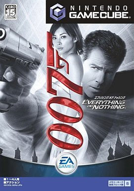 Image for James Bond 007: Everything or Nothing