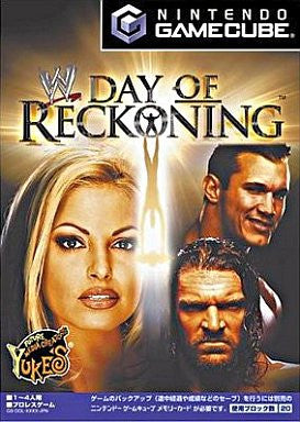 Image for WWE Day of Reckoning