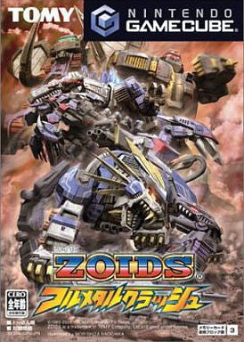 Image for Zoids: Full Metal Crash