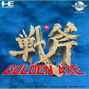 Image for Golden Axe