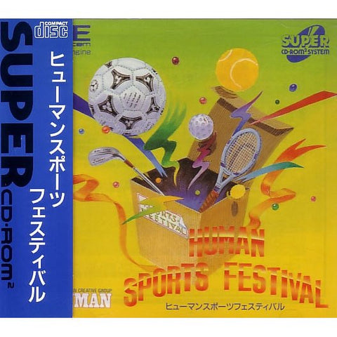 Image for Human Sports Festival