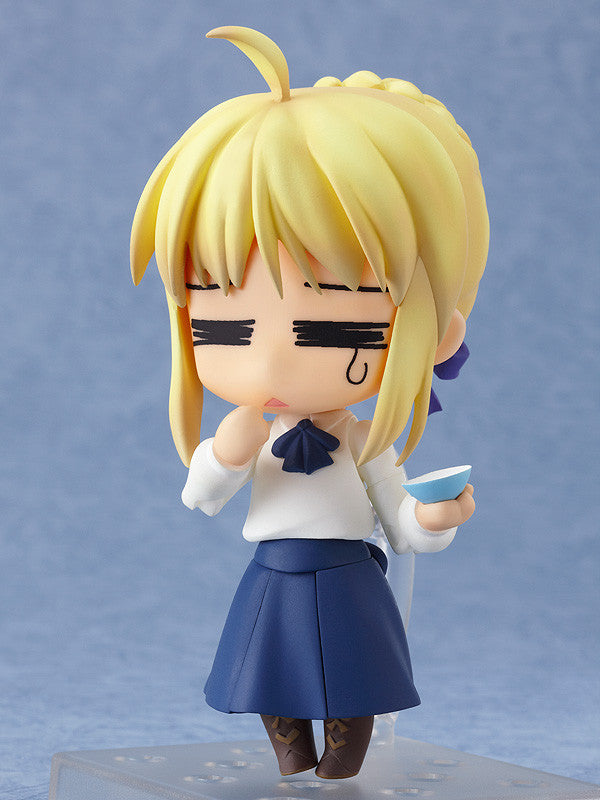 Image 3 for Fate/Stay Night - Saber - Nendoroid #225 - Full Action Plain Clothes Ver. (Good Smile Company, Hobby Japan)