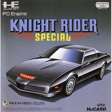 Image for Knight Rider Special