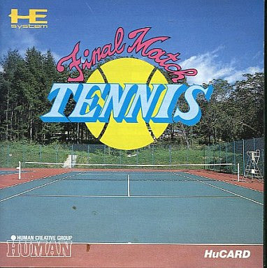 Image for Final Match Tennis