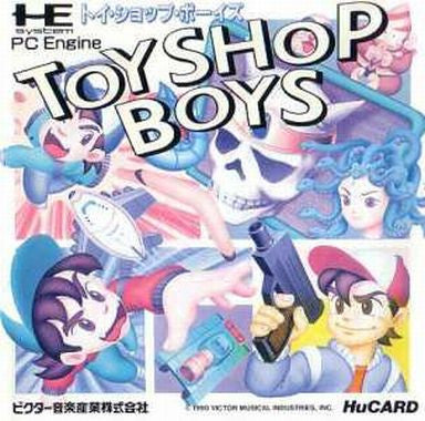 Image for Toy Shop Boys
