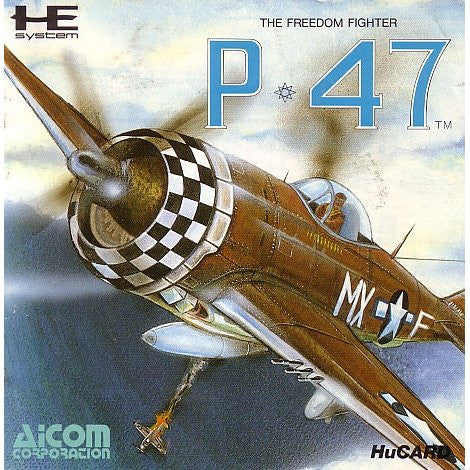 Image for P-47: The Freedom Fighter