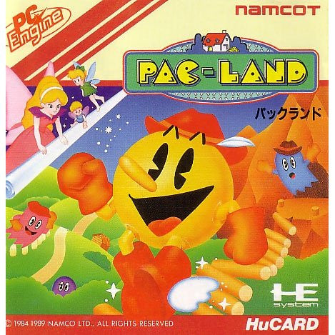Image 1 for Pac-Land