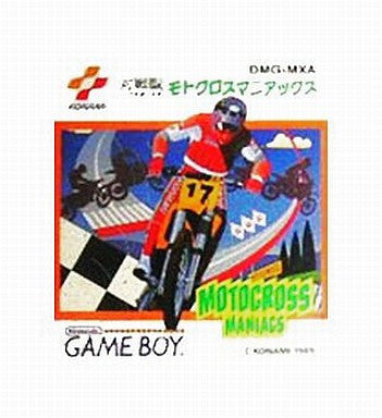 Image for Motocross Maniacs