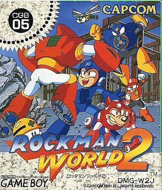 Image for RockMan World 2