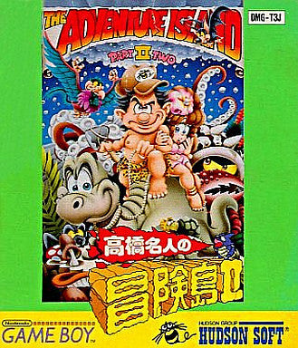 Image for The Adventure Island II