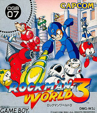 Image for RockMan World 3