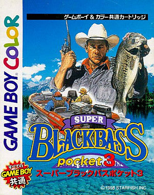Image for Super Black Bass Pocket 3