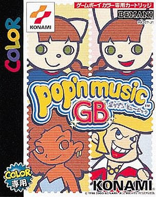 Image for Pop'n Music GB