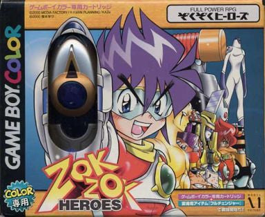 Image for Zok Zok Heroes