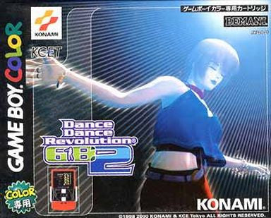 Image for Dance Dance Revolution GB2