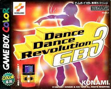 Image for Dance Dance Revolution GB3