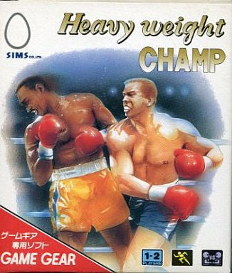 Image for Heavyweight Champ