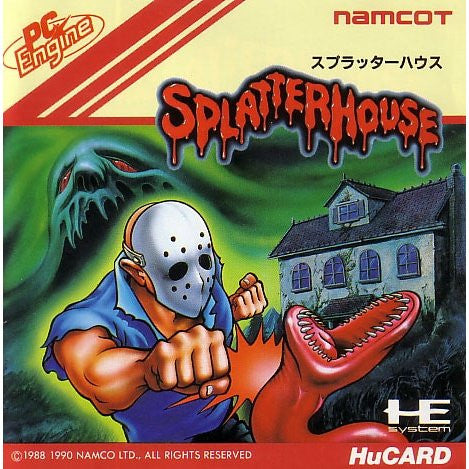 Image for Splatterhouse