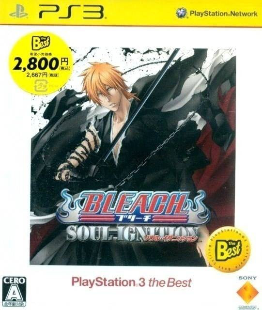 Image 1 for Bleach: Soul Ignition (Playstation 3 the Best)