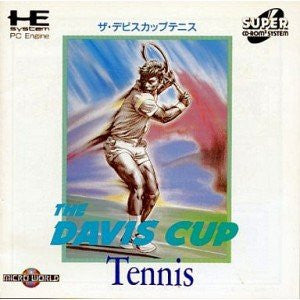 Image for The Davis Cup Tennis