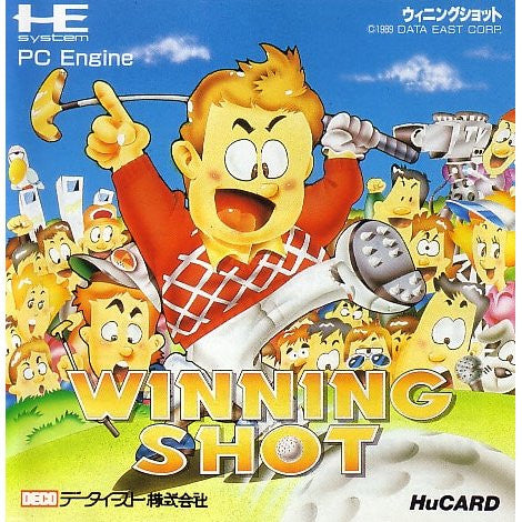 Image for Winning Shot