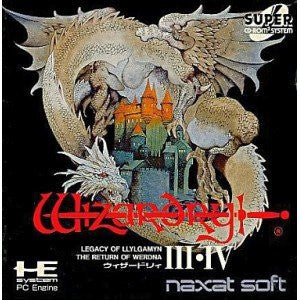 Image for Wizardry III & IV