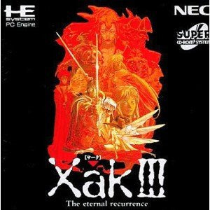Image for Xak III: The Eternal Recurrence