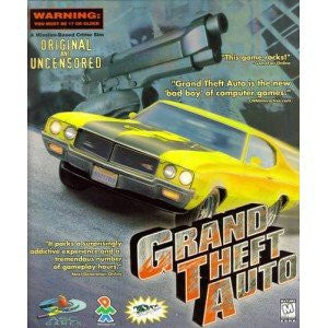 Image for GTA Grand Theft Auto