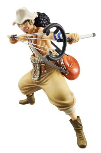 "Image 1 for One Piece - Usopp - Excellent Model - Portrait Of Pirates ""Sailing Again"" - 1/8 - Timeskip (MegaHouse)"